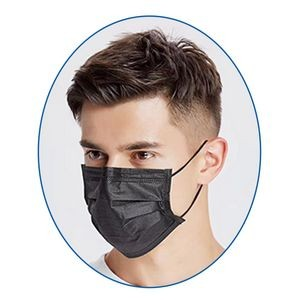 High-filtration efficiency Disposable Face Mask Stock in California